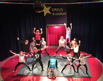 Weihnachtsgala des Circus Bambini